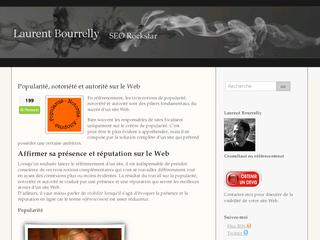 Popularité, notoriété et autorité sur le Web