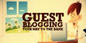 meilleur référencement avec le guest blog