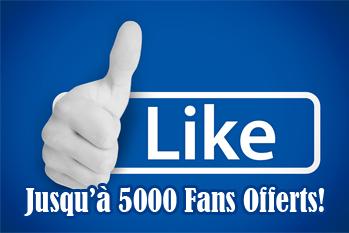 Promo Fan Facebook