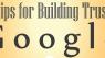 Comment obtenir plus de trust et un meilleur positionnement dans Google ?