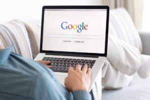 sanctions Google